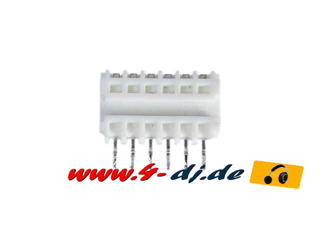 SH-DJ 1200 SOCKET (6P)