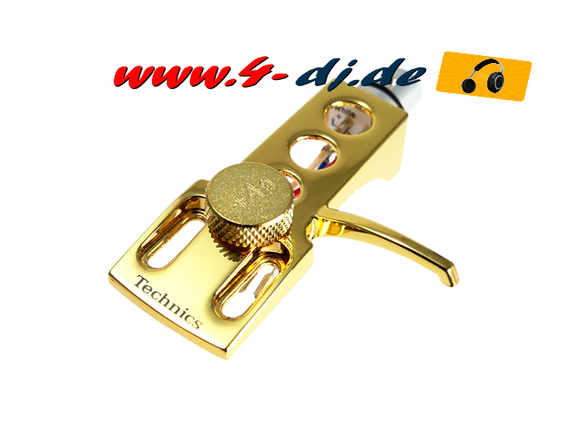 1200 1210 GLD Headshell gold Edition